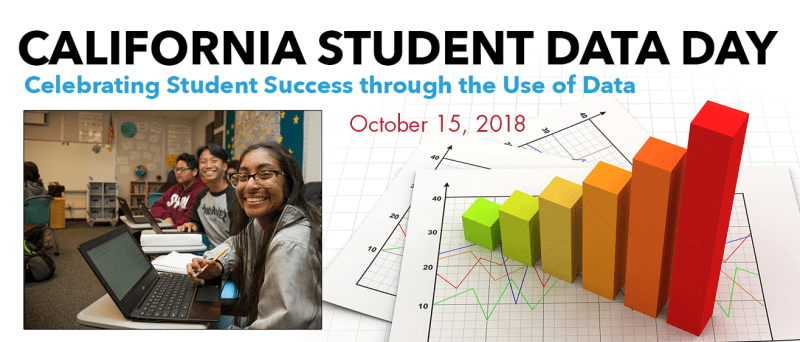 California Student Data Day!