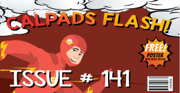 CALPADS Flash #141 - September 11, 2018
