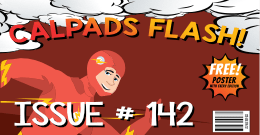 CALPADS Flash #142 - Sept 20, 2018