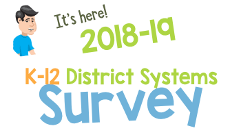 The 4th annual systems survey is live!