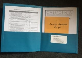 SBAC Smart Tip #3 - Teacher Info Packets