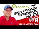 Zendesk Introduction - Full Overview