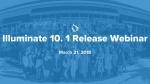 Release Webinar 10.1 - March 21, 2018