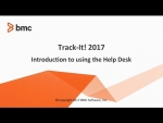 Track-It! 2018 - Introduction to using Help Desk features