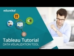 Tableau Tutorial For Beginners -1 | Tableau Training For Beginners | Tableau Certification | Edureka
