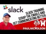 Slack Beginner Tutorial Training - Full How To Use Slack