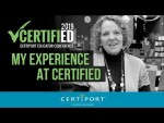 My Experience at CERTIFIED
