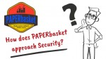 PAPERbasket Security Overview