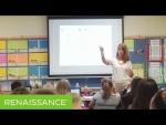 Hear from your peer - Lori Hancock - Renaissance Accelerated Math®
