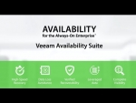 Veeam Availability Suite. What's new in v9?