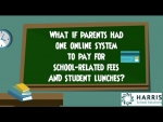 Harris School Solutions' EZSchoolPay - more than online meal payments