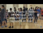 Incident IQ helps deploy laptops at Henry County Schools