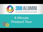 360Alumni | 6-Minute Product Tour