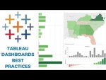 TABLEAU HOW TO CREATE DASHBOARD