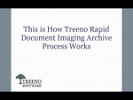 Treeno Rapid Dcocument Imaging Archive Solution .MP4
