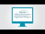 Getting Started with Parchment Receive