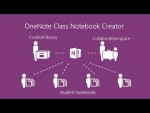 Teachers - Get Started with OneNote Class Notebook Creator