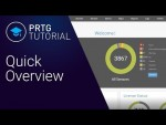 PRTG Tutorial: A Quick Overview of Our Monitoring Solution
