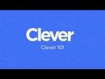 Webinar Recording: Clever 101