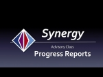 Synergy: Print Progress Reports for Advisory