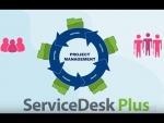 Help Desk Software with Integrated Project Management - ServiceDesk Plus