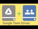 Google Team Drives Introduction