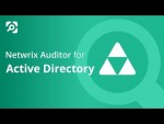 Netwrix Auditor for Active Directory - Overview