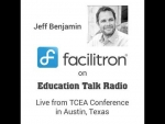 Facilitron on EDU Education Radio