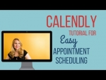 Calendly tutorial (free tool) for easy appointment scheduling