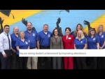Governor Brown: Eagle Point HS reduces absenteeism with Attention2Attendance