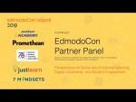 EdmodoCon Partner Panel — JumpStart, Promethean, NSTA, JustLearn, 7 Mindsets — EdmodoCon 2019