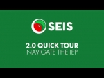 SEIS 2.0 Quick Tour