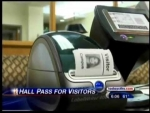 Hall Pass Vistor Management System - Mount St. Mary