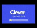 Getting started with the Clever Portal