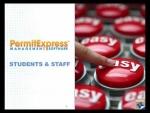 Rydin PermitExpress v6.1 Release