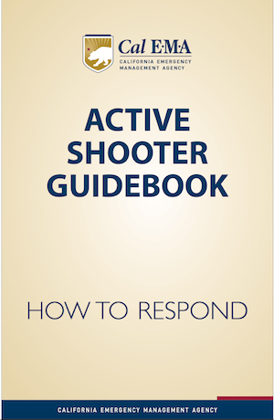 Active Shooter Handbook