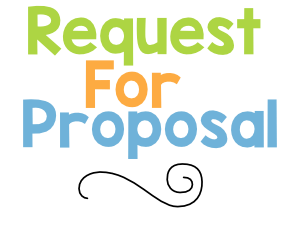 RFP's - Requests for Proposals
